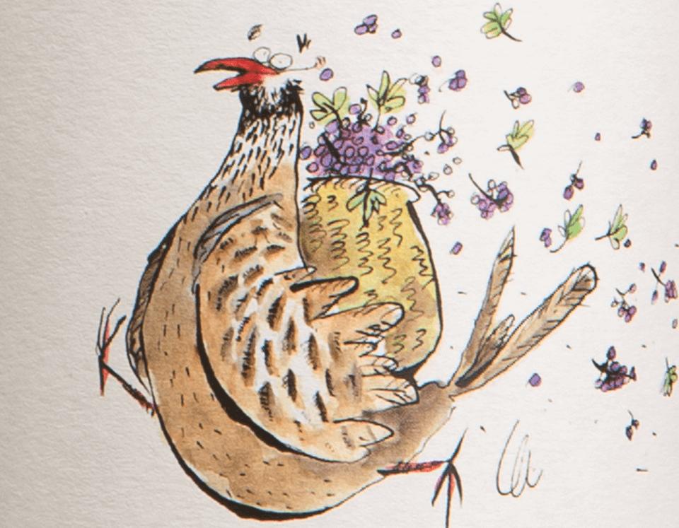 Cuvée Vin de Pays Lou Perdigaou Domaine Chamfort