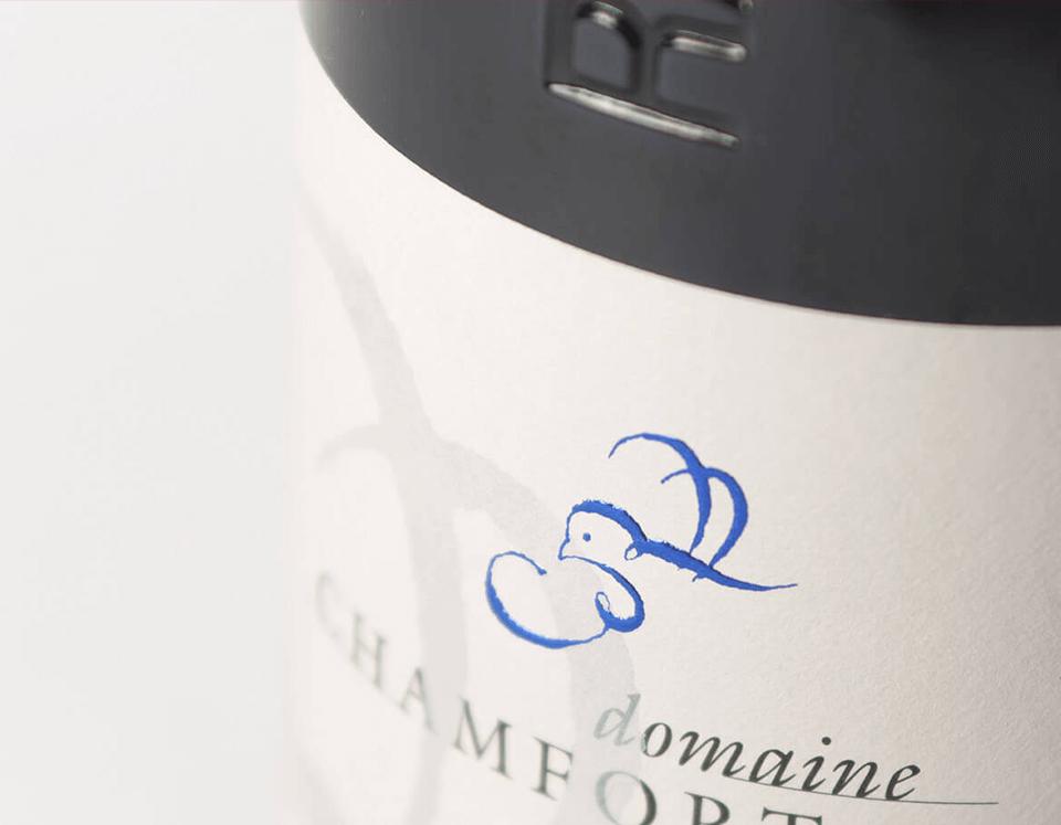Cuvée Rasteau La Planne Domaine Chamfort