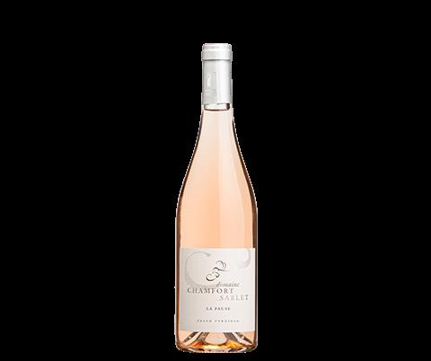 La Pause Rosé Domaine Chamfort