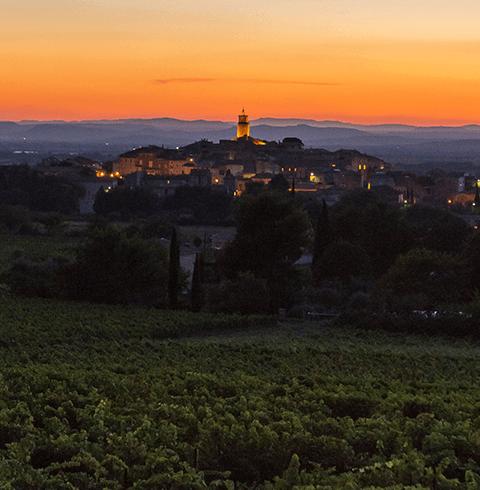 Côtes du Rhône Domaine Chamfort